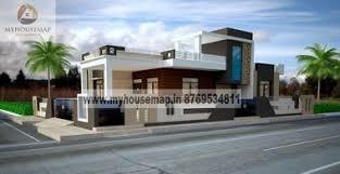single floor house elevation design front elevation design house