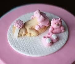 fondant baby topper fondant baptism cake topper baby cake