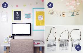 ways to hang pictures 10 alternative and cheap ways to hang photos and art curbly