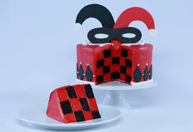 how to make a harley quinn cake checkered cake cake and recipes