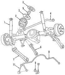 jeep jk suspension diagram 1997 jeep wrangler parts mopar parts for dodge chrysler and jeep
