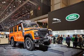 land rover defender 2015 special edition land rover says goodbye to the defender in geneva with 3 special