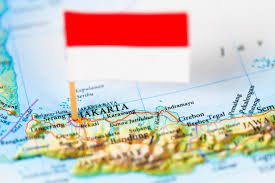 Map Of Jakarta Indonesia Jakarta Asia Map Flag Global Trade Review Gtr