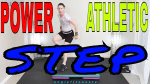 step aerobics workout for weight loss power step cardio step