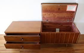 lane cedar chest bench 2 picked vintage