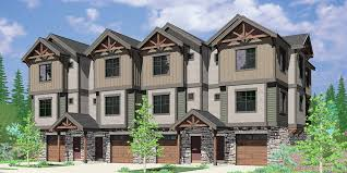 three plex floor plans triplex house plans 4 plex plans quadplex plans fourplex plans
