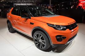 burnt orange range rover 2015 land rover discovery sport paris 2014 photo gallery autoblog