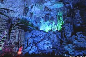 reed flute cave reed flute cave facts information beautiful world travel guide