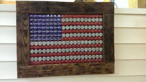 michelob ultra vs bud light beer bottle cap flag thank you anheuser busch made from bud bud