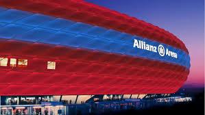 Fc Bayern Gutschein Vorlage by Allianz Arena Philips Plant Led Lichtspiel Chip