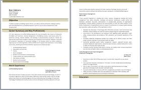 resume building superintendent resume 3 resume templates building