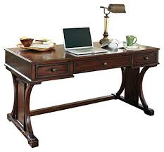 ashley furniture desks home office amazon com ashley furniture signature design devrik home office