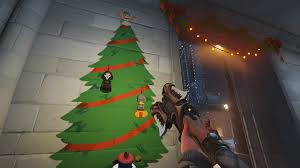 the new sprays allow you to decorate your own christmas tree in