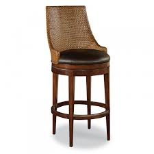 woodbridge woven leather swivel counter stool chatham kitchen view the series and browse duralee s collection of bar counter stools
