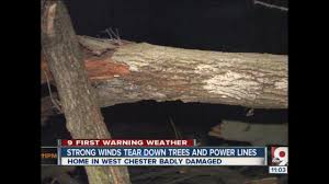 Duke Energy Ohio Outage Map by Heavy Winds Leave Thousands Without Power Across Tri State Wcpo