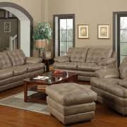 furniture alluring leather sofa design featuring beige leather