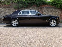 roll royce side rolls royce phantom surrey near london hampshire sussex