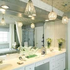 hanging bathroom light fixtures mini pendant lights design white