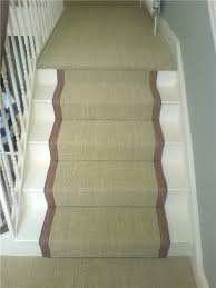 sisal stair carpet fitted in cartmel house stairs pinterest