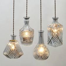 vintage milk glass hanging lamp elegant pendant lights retro