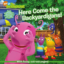 backyardigans janice burgess