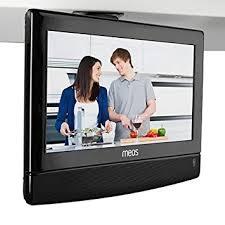 Under Cabinet Kitchen Tv Dvd Combo Under Cabinet Flip Down Kitchen Tv Mf Cabinets
