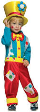 halloween mask clown clown boy toddler costume buycostumes com