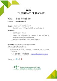 bonificaciones contratos 2016 el contrato de trabajo andalucía emprende fundación pública andaluza