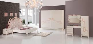 bedroom panel laminate wooden floor nightstand beige oak wood