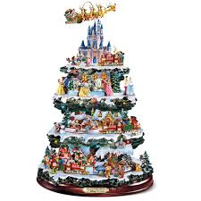 the disney carousel tree hammacher schlemmer