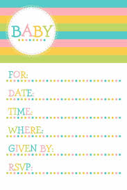 cute baby shower invitations templates ebb onlinecom