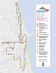 Chicago Wards Map by 2012 Bank Of America Chicago Marathonchicago U0027s 43rd Ward