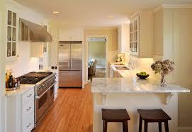 Kitchen Peninsula Cabinets Kitchen Peninsula Ideas Kitchen Traditional With White Cabinets