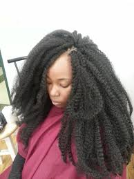 crochet marley hair marley hair crochet braids before curling yelp