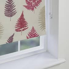 Pink Kitchen Blinds Patterned Roller Blinds Made To Measure Roller Blinds With