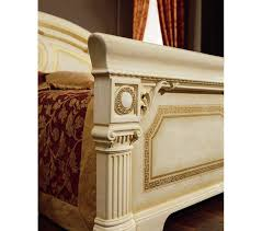 dreamfurniture com aida traditional italian bed made in italy