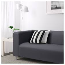 Bed Settees At Ikea by Klippan Loveseat Vissle Gray Ikea