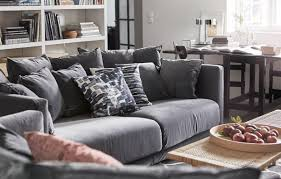 Ikea Sater Leather Sofa Stockholm Leather Sofa Review Nrtradiant Com