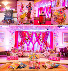 Tamil New Year Bay Decoration by Ladies Sangeet Bay Area Decorations By R U0026r Event Rentals