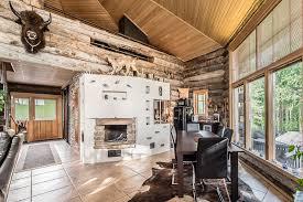 luxury log home interiors luxury log home interiors home furniture design kitchenagenda com