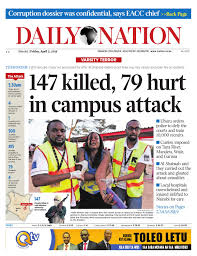 daily nation apr 3rd 2015 by haba kwa haba issuu