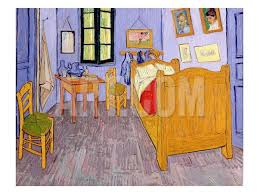vincent gogh la chambre reproduction procédé giclée la chambre de gogh à arles 1889