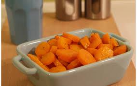 cuisiner avec du gingembre recette carottes sautées à l orange et au gingembre 750g