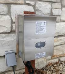 Landscape Lighting Transformer - buy outdoor landscape lighting transformers online atlas