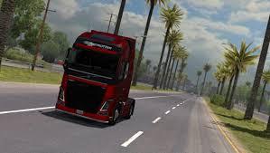 volvo truck parts dealer volvo fh16 trucks v3 1 mod american truck simulator mod ats mod