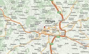 map of perugia perugia weather forecast
