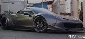Ferrari F12 Liberty Walk - liberty walk ferrari 458 italia and nissan gt r in depth gtspirit