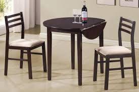 3 pc cappuccino dining room table set 130005 savvy discount