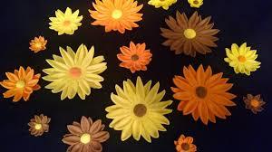 Fall Cake Decorations 12 Daisy Flowers 3 4