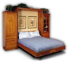 Murphy Bed Guest Room Home Office Cabinets With Built In Murphy Bed Clearwater Florida